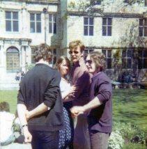 Dave, Karen, Andy, Jimi